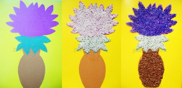 applications-of-colored-paper-templates-22-1 Аппликации из цветной бумаги шаблоны распечатать для детей 2-3, 4-5, 6-7 лет. Фото. тема осень, зима, весна