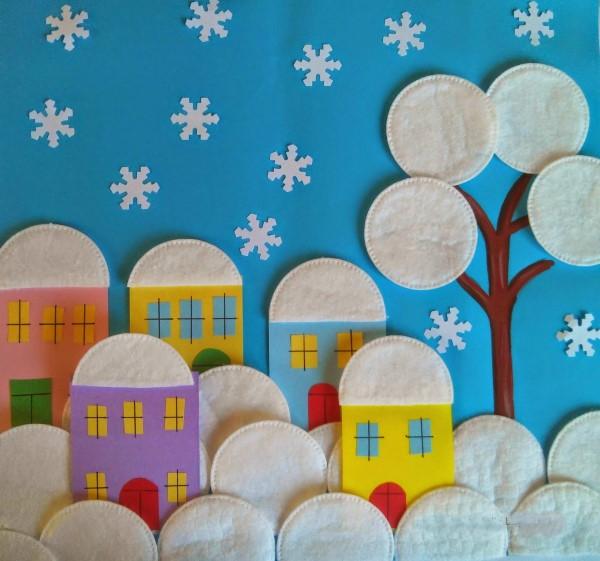 applications-of-colored-paper-templates-28 Аппликации из цветной бумаги шаблоны распечатать для детей 2-3, 4-5, 6-7 лет. Фото. тема осень, зима, весна