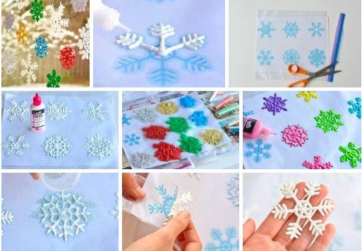 Самые красивые снежинки из бумаги своими руками. Инструкции и схемы для вырезания
