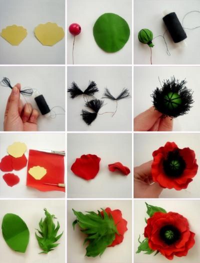 Как сделать фоамиран. Мастер-класс по изготовлению цветов, шаблоны поделок, идеи букетов, выкройки создания композиции. Фото
