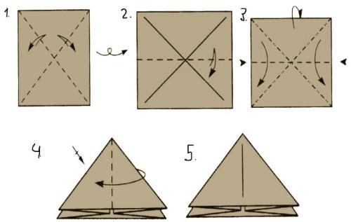 Как сделать пирамиду фото фото 675