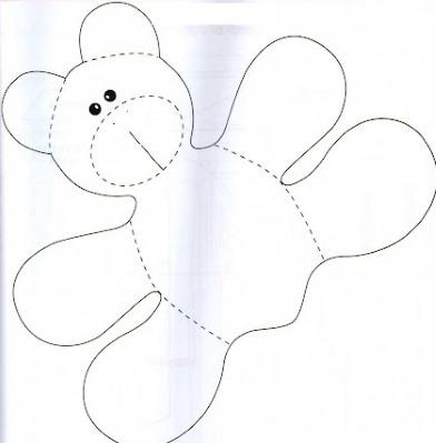 Мягкая игрушка медведя своими руками. Пошаговая инструкция пошива, выкройки для начинающих