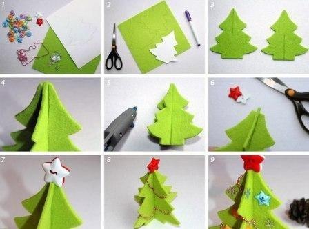 Игрушки из фетра своими руками. Мастер классы для начинающих, детей, выкройки цветов, котики, медведь, собака, подарки