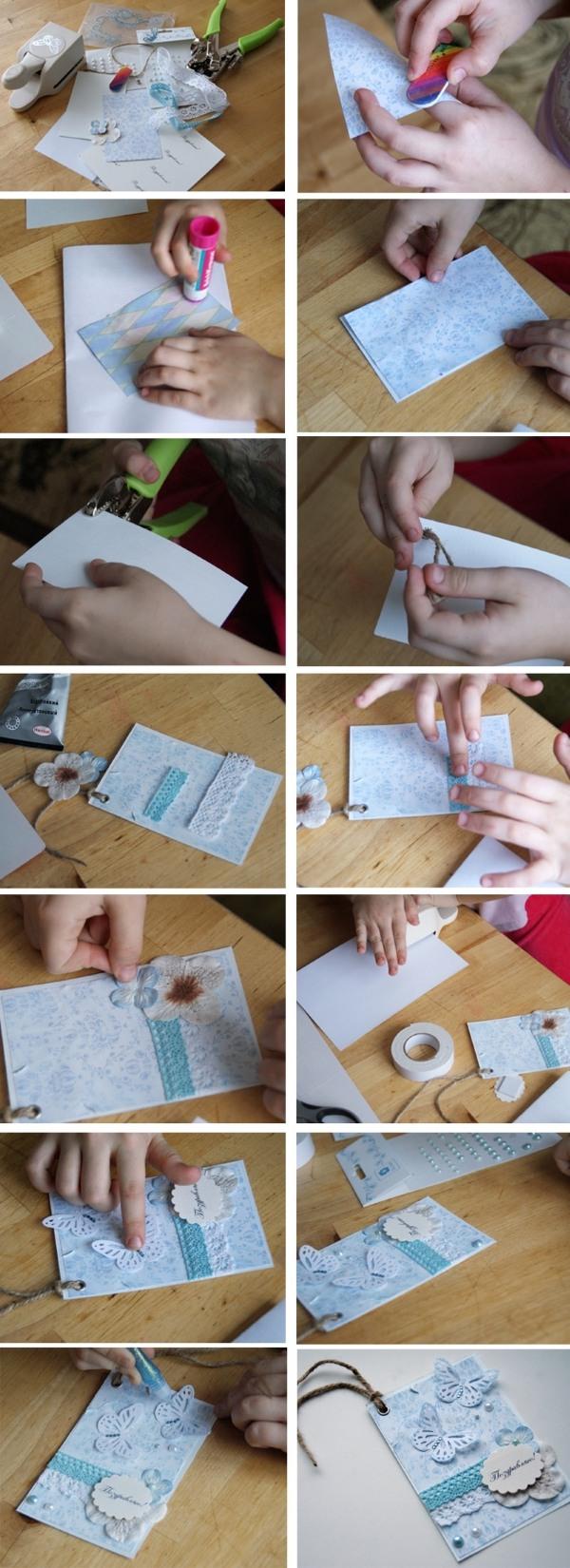 otkrytku-na-den-rozhdeniya-mame-svoimi-rukami-4 Объемные открытки своими руками, пошаговые мастер-классы