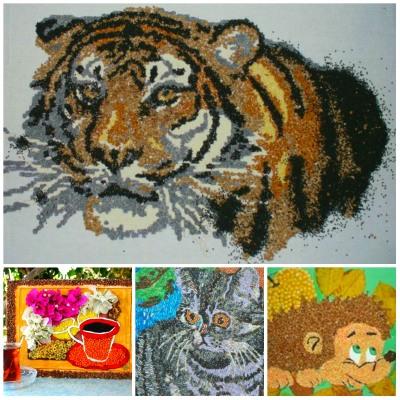 Поделки из природного материала для детского сада, начальной школы. Пошаговые инструкции своими руками с фото