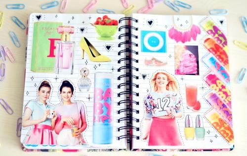 Личный дневник как сделать: как оформить для девочек, как начать, вести, что и как заполнять, как украсить внутри ЛД