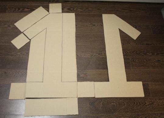 Как сделать цифру 1 на годик ребенку своими руками. Пошаговая инструкция из гофрированной бумаги, салфеток. Фото