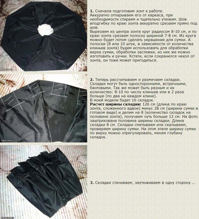 kak-sshit-sumku-svoimi-rukami-3 Сумки своими руками - выкройки для пошива из ткани или кожи