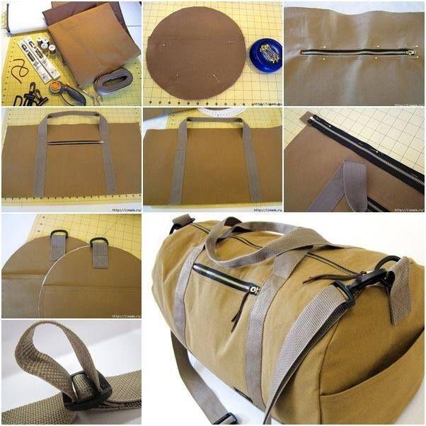 af76bc0abb14 Как сшить сумку своими руками. Разные модели, мастер-класс с выкройками из  кожи