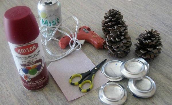 Красивые поделки из природного материала своими руками в домашних условиях. Мастер-классы пошагово