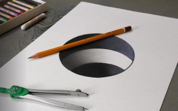 Красивые простые рисунки по клеточкам в тетради: карандашом, для личного дневника девочек 10-14 лет, еда, смайлики, маленькие, 3д