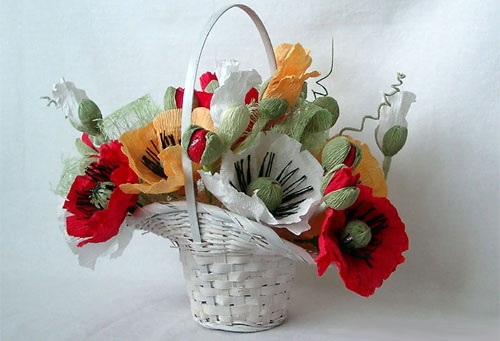 Букеты из конфет, цветы своими руками. Мастер-класс пошагово для начинающих, фото-инструкции