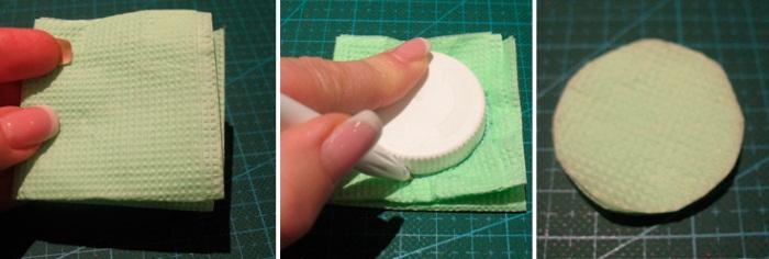 Как сделать цветок из салфетки своими руками поэтапно для начинающих. Фото