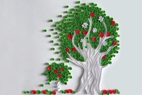 kvilling-dlya-nachinayuschih-8 Квиллинг для начинающих пошагово с фото: схемы с описанием, цветы как сделать и видео-уроки, мастер-класс поэтапно