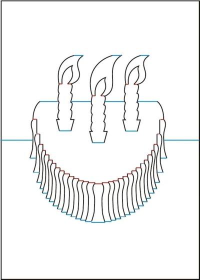 Киригами для начинающих. Шаблоны и чхемы для вырезания для детей: открытки, архитектура, животные