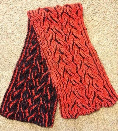 Вязание спицами в технике бриошь. Узоры, схема, фото, инструкция для начинающих