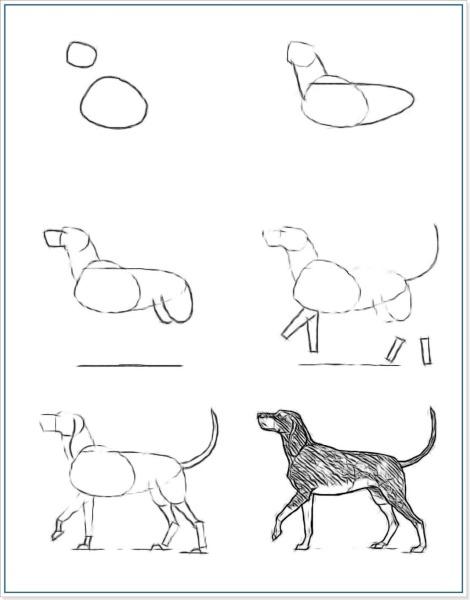 Как рисовать простым карандашом красиво и легко. Мастер класс для начинающих