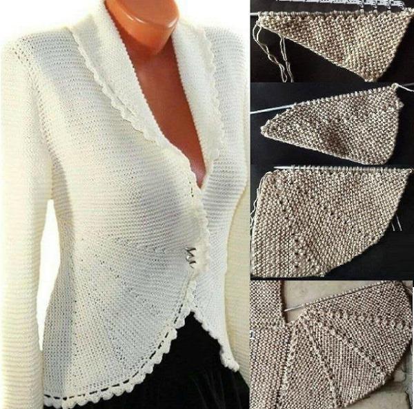 Вязаные жилеты женские спицами. Фото и схемы стильные, косами, ажурные. Модели, инструкции вязания для начинающих