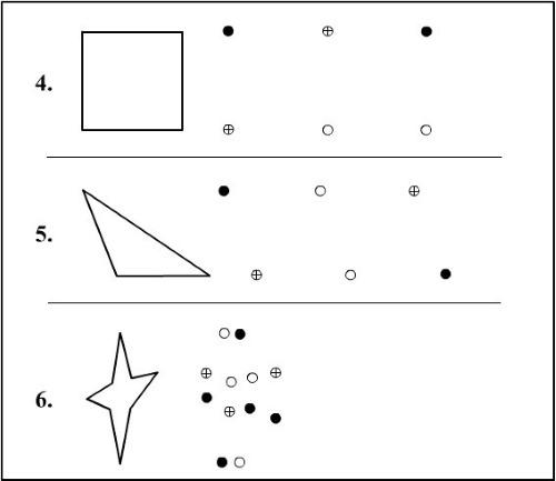 Фигуры из геометрических фигур. Картинки для детей, дошкольников, 1-2 класс. Шаблоны для аппликаций