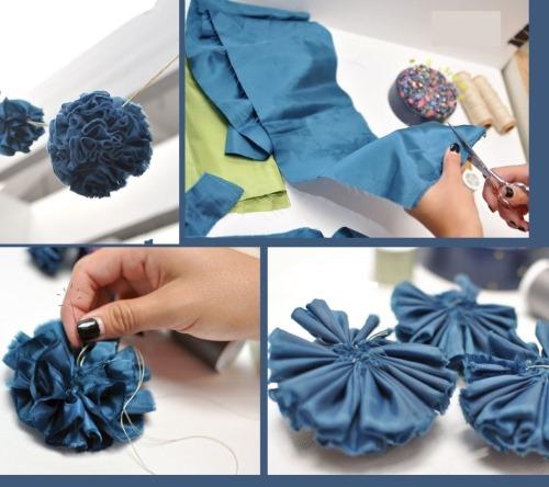 Как сделать помпон из пряжи на шапку своими руками. Пошаговая инструкция, фото
