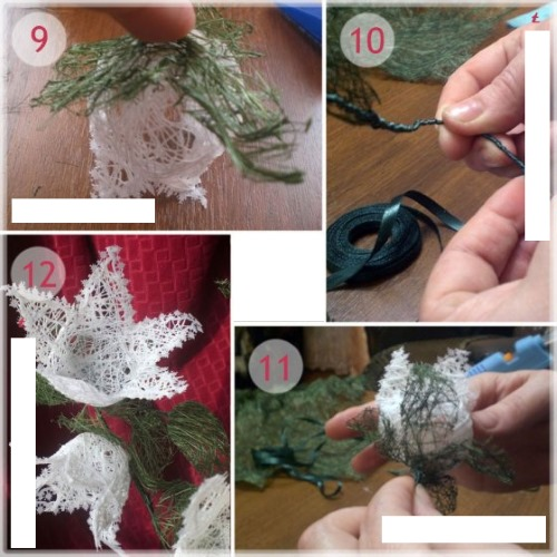 Как сделать шар из ниток и клея ПВА поэтапно с фото для начинающих