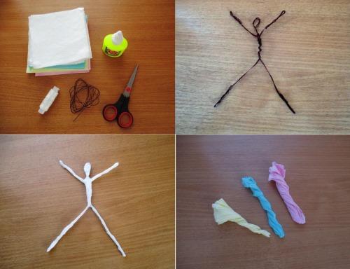 Изделия из бумаги своими руками для детей. Схемы, шаблоны, инструкции