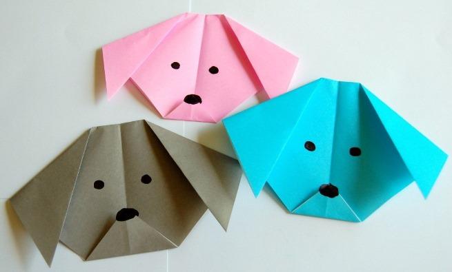 Поделки из цветной бумаги для детей. Аппликации для школьников, мастер-классы своими руками