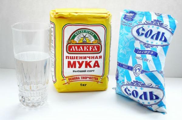 Тесто для лепки для детей. Как сделать своими руками, рецепт с солью, клеем ПВА, крахмалом