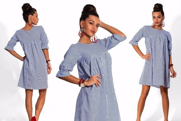 Как сшить платье-трапецию для девочки, девушки. Инструкция пошагово с фото, выкройка