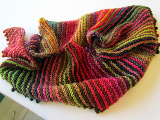 Как связать бактус спицами. Схемы и описание ажурный, платочный, детский шарф-снуд