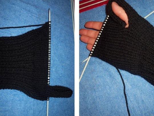Как вязать рукавицы спицами. Схемы и описание пошагово для начинающих