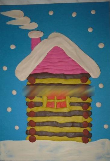 Лепка из пластилина для детей дошкольников, 1-2 класс. Простые поделки пошагово с фото своими руками