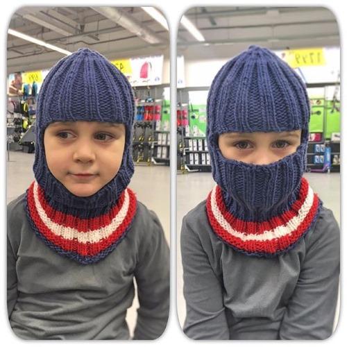 Шапки для мальчиков спицами 3-4, 5-6, 7-10 лет, зимние. Схемы с описанием, модели
