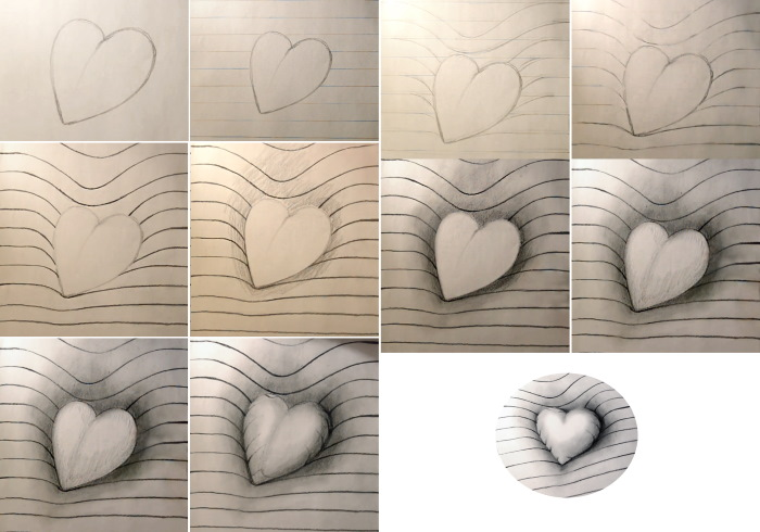 Картинки для личного дневника девочек. Идеи оформления для срисовки, рисунки по клеточкам, няшные, прикольные