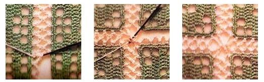 Квадратные мотивы крючком. Схемы и описание, простые и красивые для пледа, кофты