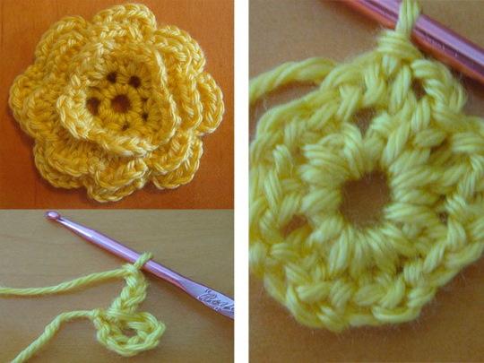 Схемы вязания крючком для начинающих. Самые простые мелкие изделия, игрушки для детей