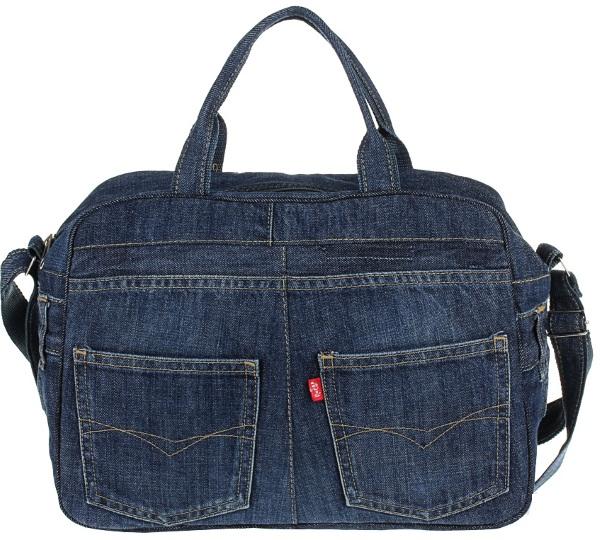 Джинсовые сумки из старых джинсов. Мастер-класс, как сделать своими руками, фото