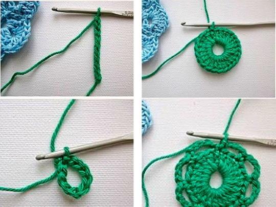 Вязание из остатков пряжи крючком, спицами. Схемы с описанием, фото поделок