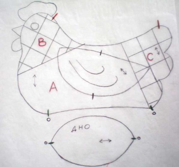 Корзинки из трикотажной пряжи крючком. Схемы с описанием для начинающих