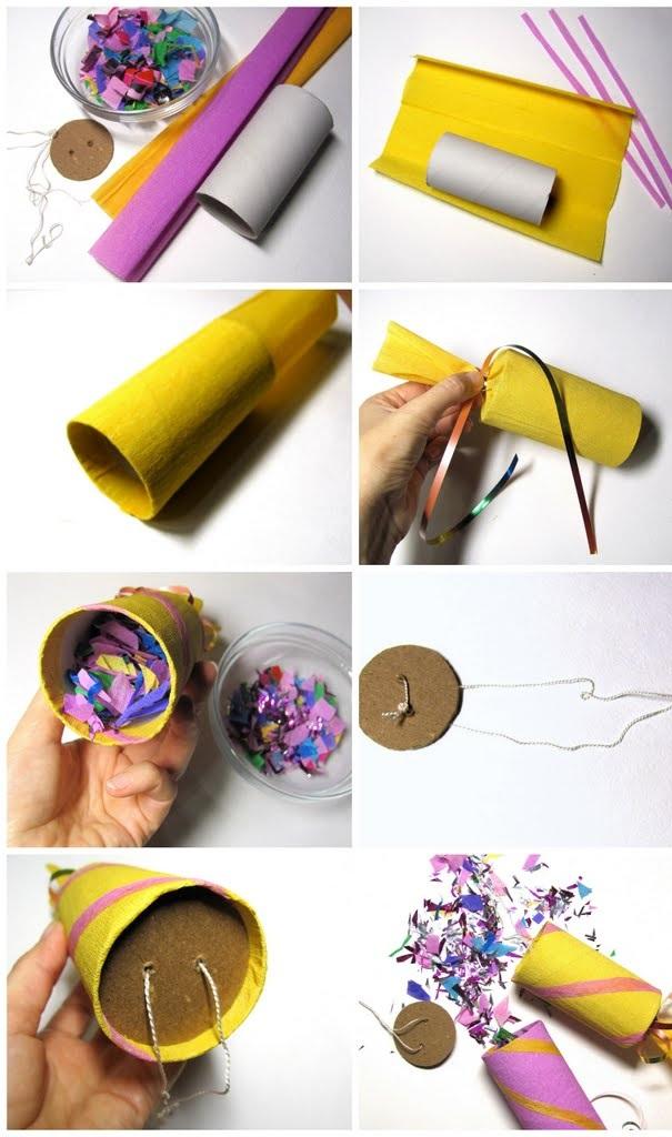 Поделки своими руками из подручных материалов. Фото, как сделать пошагово