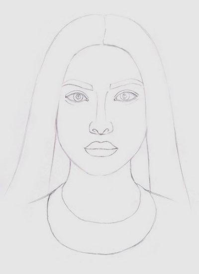Простые рисунки карандашом для начинающих поэтапно легкие, красивые