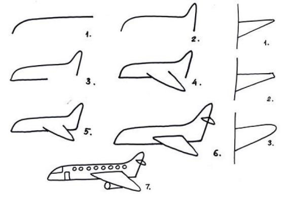 Рисунки мальчикам для срисовки карандашом. Крутые, легкие, прикольные