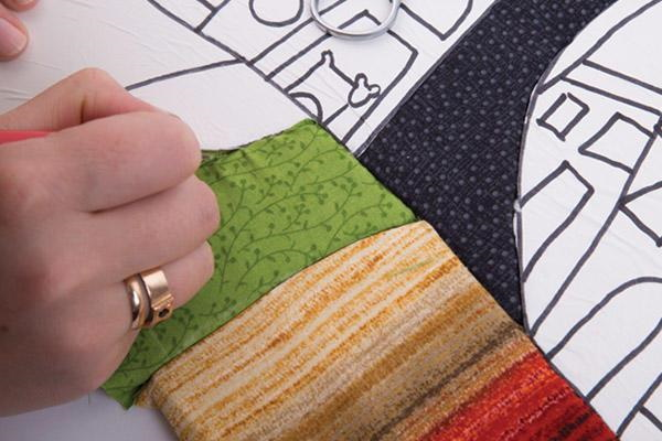 Шитье из лоскутов тканей для начинающих. Необычные вещи своими руками
