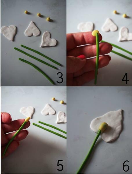 Поделки из полимерной глины красивые своими руками для детей. Мастер-класс