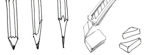 Рисунки для срисовки черной ручкой лёгкие, красивые для начинающих