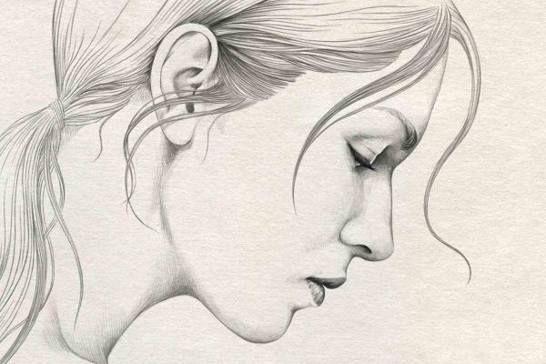Рисунки на свободную тему карандашом легкие, красивые, простые поэтапно