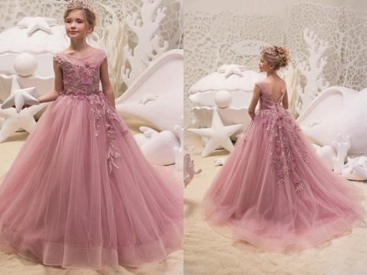 Платья из фатина для девочек своими руками. Фото, мастер-классы, выкройки