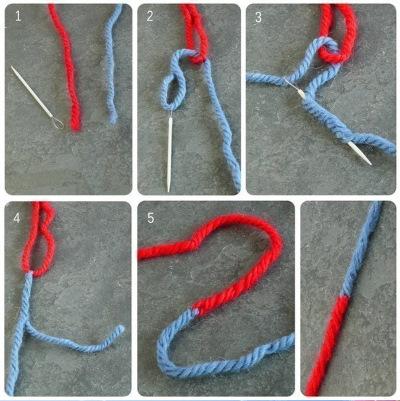 Полустолбик с накидом крючком. Как связать, обозначение, схема, описание, фото