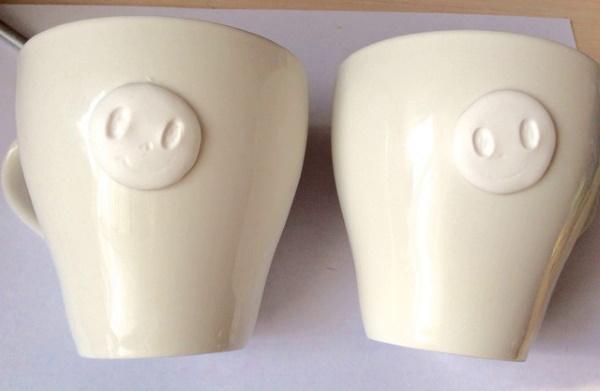 Кружки из полимерной глины. Мастер-класс для начинающих, как делать пошагово. Фото