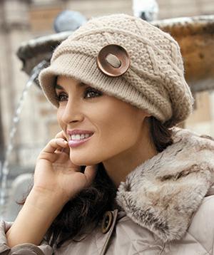 Как связать берет спицами: классический, ажурный, объемный, зимний, осенний. Схема с описанием